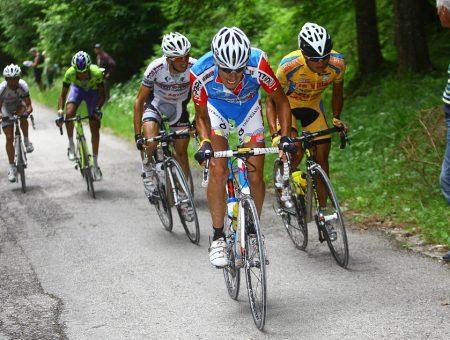 GSG sponsor del vincitore del Giro Bio 2011