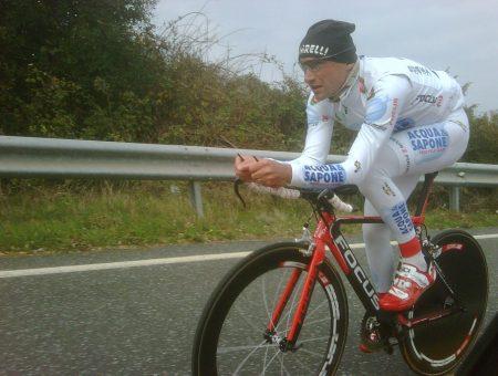Team Acqua & Sapone pronto al via della Tirreno Adriatico