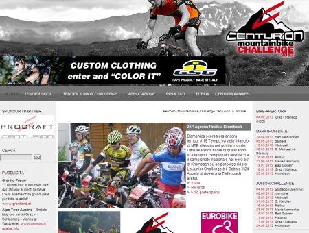 GSG patrocinará Centurion Mountainbike Challenge en 2014