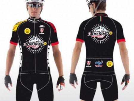 Giessegi sponsor e firma della maglie della Trek Zerowind Challenge
