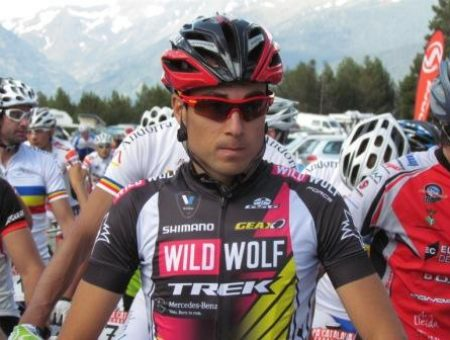 Sergio Mantecon – Wild Wolf Trek – gana la carrera Copa Catalana