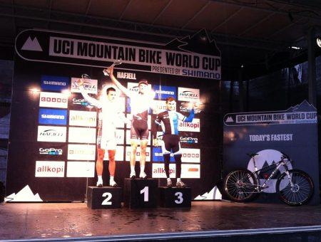 GSG gana Copa del Mundo de mtb U23 con Markus Schulte-Lünzum
