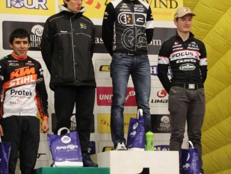 GSG gana en la carrera mtb GF Tre Valli
