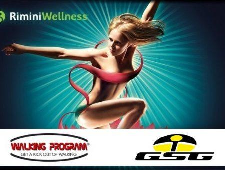 GSG e Walking Program assieme al Rimini Wellness 2012