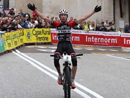 GSG y italian mtb equipo Selle San Marco Trek juntos en 2014
