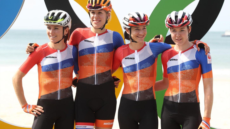 Anna Van Der Breggen GSG olimpiadi