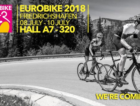 GSG Desde 8 hasta 10 Julio en EUROBIKE 2018