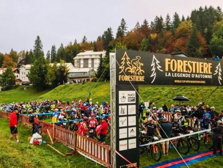 "GSG con Andreas Seewald vince la marathon MTB ""Forestiere"""