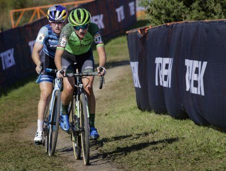 Marianne Vos ha ganado la primera etapa de la Copa del Mundo de Ciclocross en USA