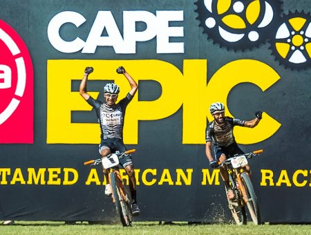 FIRST VICTORY AT THE CAPE EPIC WITH WILIER 7C FORCE TEAM