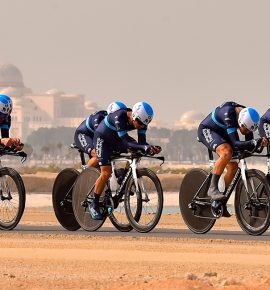 UAE Tour 2019: Team Novo Nordisk Race Report