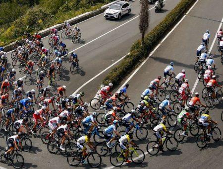 Area Zero d'Amico al rinato Giro di Sicilia 2019