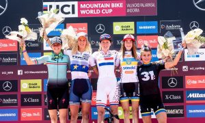 Anne Terpstra – Ghost Factory Team: First Victory in XCO World Cup