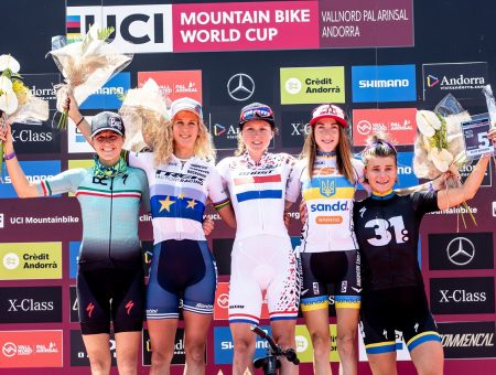 Anne Terpstra – Ghost Factory Team: prima vittoria in Coppa del Mondo XCO