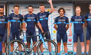TEAM NOVO NORDISK AGGRESSIVE AT ADRIATICA IONICA RACE