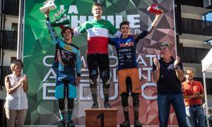 GSG è Campione Italiano Enduro 2019 con Marcello  Pesenti