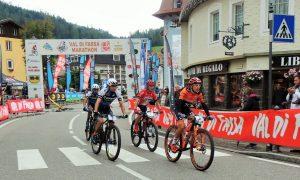 Vittoria di Leonardo Paez – Team Giant Liv – alla Val di Fassa Marathon