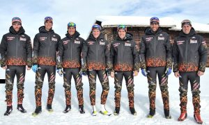 GSG XC Ski Wear also for Sottozero Gold Team