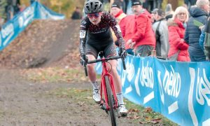 Ghost Factory Team raced at Hamme's DVV Trophy Cyclocross