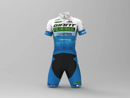 Unveiled 2020 Giant Polimedical mtb team's outfit