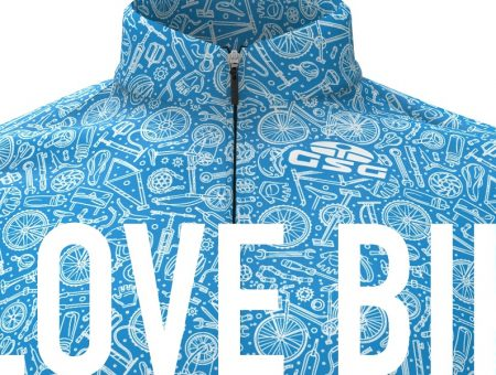"""I LOVE BIKE"": la nuova Capsule Collection GSG"