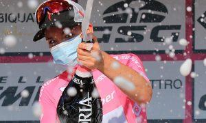 Anna Van Der Breggen wins Giro Rosa three times