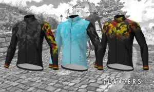 FLANDERS: MINI COLLECTION TO RIDE LIKE IN BELGIUM