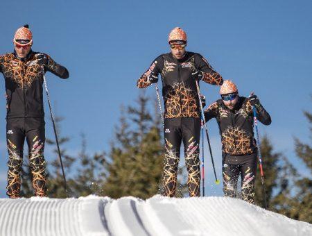 GSG con il Sottozero Gold Team accelera nello sci di fondo