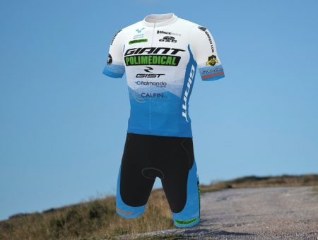Equipo mtb Giant Polimedical: aquí está el uniforme 2021