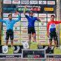 Forster adn Neff:  first bikers to wear Internazionali d'Italia Series leader jerseys