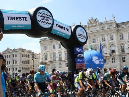 ADRIATICA IONICA RACE 2021: GSG STILL TECHNICAL SPONSOR FOR LEADERS' JERSEYS
