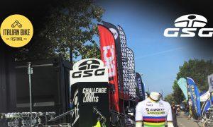 GSG at Italian Bike Festival show in Rimini