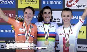 GSG WINS WORLD CHAMPIONSHIP WITH ELISA BALSAMO